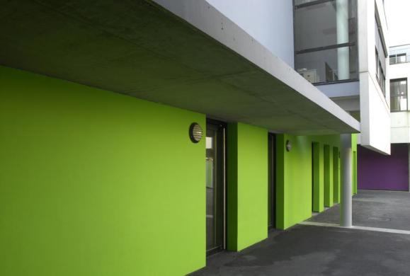 GROUPE SCOLAIRE FRERES LUMIERES