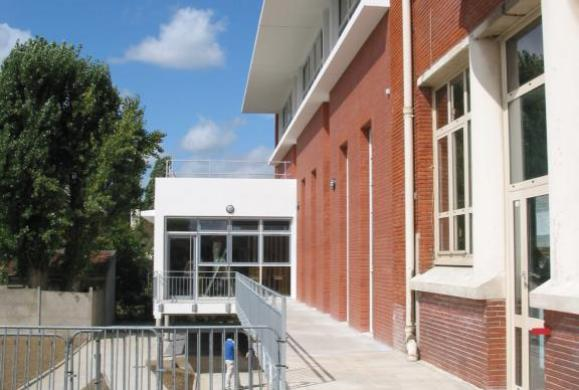 EXTENSION DU GROUPE SCOLAIRE MONCEAU